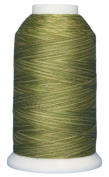 Superior Threads King Tut #40/3-Ply Quilting Thread 2000 yds Cone; 990 Green Olives 121-02-990