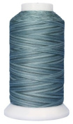 Superior Threads King Tut #40/3-Ply Quilting Thread 2000 yds Cone; 964 Asher Blue 121-02-964
