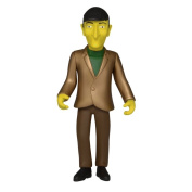 NECA Simpsons 25th Anniversary Series 3 - Leonard Nimoy - 13cm Figure