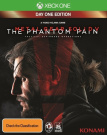 Metal Gear Solid 5 The Phantom Pain Day One Edition