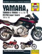 Yamaha TDM850, TRX850 & XTZ750 Service and Repair Manual