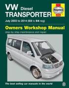 VW Transporter (T5) Diesel Owner's Workshop Manual