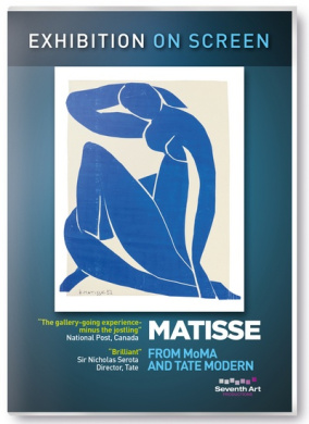 Exhibition on Screen: Matisse - From Tate Modern and MoMA