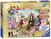 What If? 1000 Piece Puzzle - The Portrait