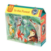 In the Forest 63 Piece Puzzle