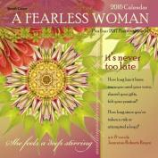 Cal 2016- A Fearless Woman Wall Calendar