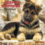 German Shepherd Puppies Calendar