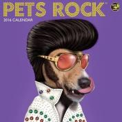 Pets Rock Calendar