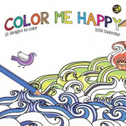 Color Me Happy Calendar