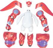 Big Hero 6 Armour-Up Baymax Figure