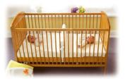 Safababy Sleeper Cot Divider PINK