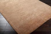 Candice Olson Rust Orange 0.6m x 0.9m Accent Rug
