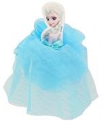 Disney Frozen Elsa Anna Shower Bath Mesh Pouffe Ball