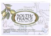 South of France French Milled Bar Soap Lemon Verbena -- 180ml