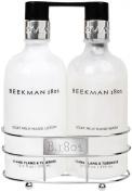 Beekman 1802 Hand Soap & Lotion Caddy - Ylang Ylang & Tuberose - 3