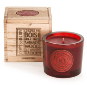 Archipelago Botanicals Wooden Boxed Candle Mulberry Bark