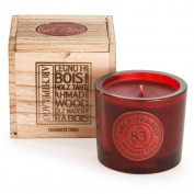Archipelago Botanicals Wooden Boxed Candle Mulberry Bark