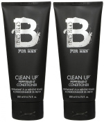 TIGI Bedhead for Men Clean Up Peppermint Conditioner, 200ml, 2 pk