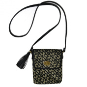 Tommy Hilfiger Cross Body Xbody Purse in Black