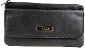 Ladies Super Soft Nappa Leather Slim Matinee Wallet