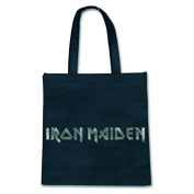Official Eco Shopper Tote Shopping Bag IRON MAIDEN Classic Logo