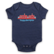 Inspired by Running Man Cadre Cola Unofficial Baby Grow