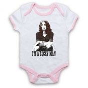 Inspired by Verve Lucky Man Unofficial Baby Grow