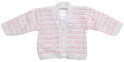 BABYTOWN Baby Unisex Square Knit Cardigan Button