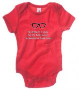 Daddys a geek Babygrow