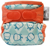 Close Pop-in Cloth Nappy Printed Edition Bamboo Hippo New Gen V2