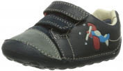 Clarks Tiny Jet 261011767, Baby-Boys First Walking Shoes