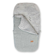 Baby's Only Buggy Robust 164412 Pushchair Foot Muff Knitted Corn-Coloured