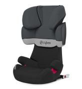 Cybex Silver Solution X-Fix Toddler Car Seat Group 2/3