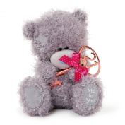 Me to You 15cm Tatty Teddy 21st Birthday Bear Holding Key