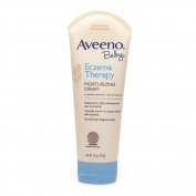 Aveeno Baby Eczema Therapy Moisturising Cream, Fragrance Free 220ml