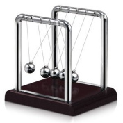 Ardisle Cradle Kinetic Balls Executive Educational Desktop Gadget Newton Stress Relief
