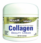 Mason Vitamins Collagen Beauty Cream 100% Pure Pear Scent, 60ml Jars