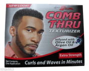 "Lustre's Scurl Comb Thru Texturizer Extra Strength ""Curls And Waves In Minutes"" One Application"