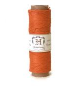 Hemp Cord Spool 10# Orange 60m