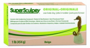 Sculpey Super Sculpturing Compound 0.5kg. box, Beige