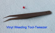 3pcs Vinyl Weeding Tool Tweezer and 3pcs Drill for Vinyl Cutting