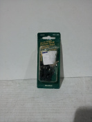 #8 Black 16kg 2 Pieces Drive All Picture Hooks