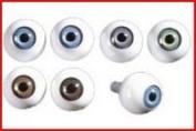 Life Touch Eyes - Acrylic Eye- Blue