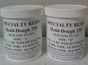 Mould-Dough 25P Silicone Moulding Putty