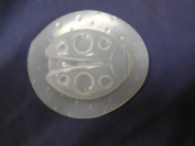 Qty-2 Large Ladybug Soap or Plaster Mould 4760