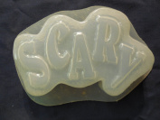 Qty-2 Halloween Scary Soap or Plaster Mould 4653