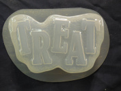Qty-2 Halloween Treat Bar Soap or Plaster Mould 4639