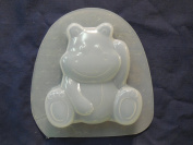 Qty2 Hippo Soap or Plaster Mould 4619