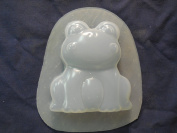 Qty-2 Frog Soap or Plaster Mould 4613