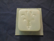 Qty-2 Pineapple Floral Soap or Plaster Mould 4527